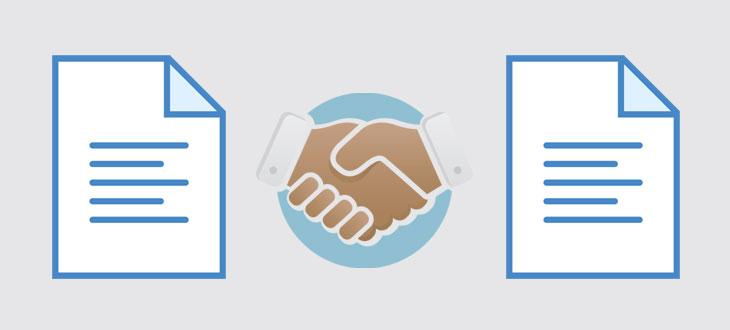 Оформление договора подряда с физическим лицом